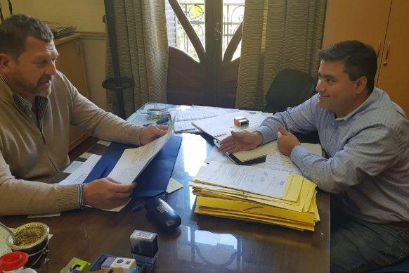La provincia gestiona becas internacionales para capacitar a funcionarios de municipios