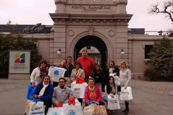 Entre Ríos promocionó su oferta turística en Uruguay