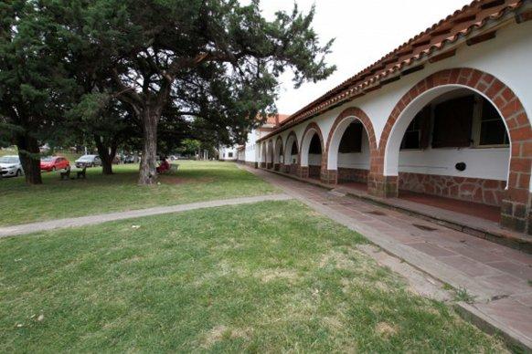 El gobierno avanza con la revalorización de espacios en el complejo Escuela Hogar