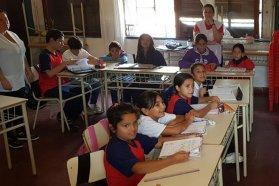 Destinan 1,5 millones de pesos a escuelas NINA y de jornada completa