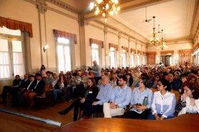 Se realizaron las IV Jornadas Provinciales de Personas Mayores