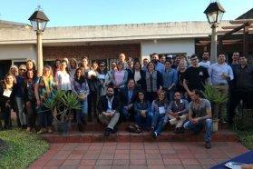 Se realizó un encuentro de emprendedores entrerrianos y uruguayos en Salto