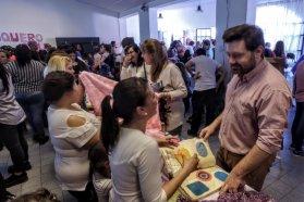 Los centros de capacitación laboral y formación profesional de Paraná realizaron su muestra anual