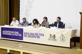 Entre Ríos expuso el trabajo que realiza en Economía Social en el Encuentro Nacional Repensando la Política