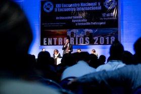 Bahl destacó el potencial de la educación técnica argentina