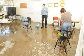 Desinfectarán escuelas donde hay casos confirmados de angina bacteriana
