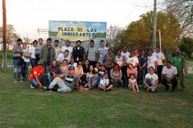 Jóvenes del programa Cuidadores de la Casa Común realizaron un circuito de ecoturismo