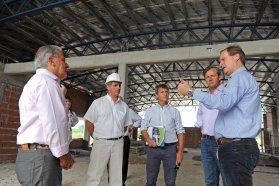 El gobierno provincial avanza con 27 obras en la ciudad de Paraná