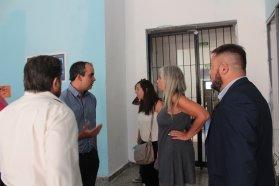 La provincia fortalece la contención socioeducativa de jóvenes alojados en centros de régimen cerrado