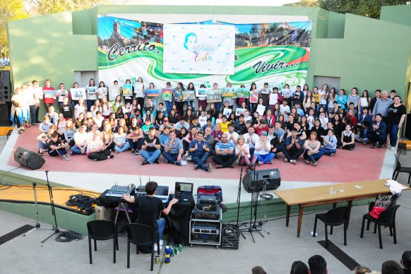 La final de los Juegos Culturales Entrerrianos Evita será en San Salvador