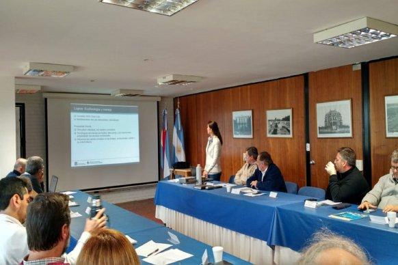 Entre Ríos participó de la reunión del Consejo Regional del INTA