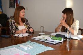 Velázquez y Kunath avanzan en una agenda común por la salud entrerriana