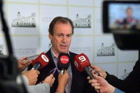 Bordet confirmó la visita del Presidente a Concordia