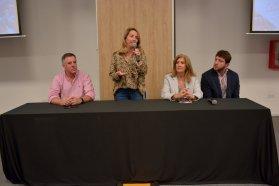 Se presentó el programa Conducí tu Curso en Paraná