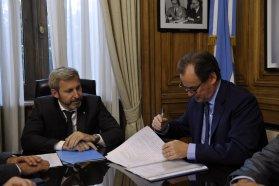 Bordet logró incorporar al Presupuesto Nacional fondos para el sistema jubilatorio entrerriano