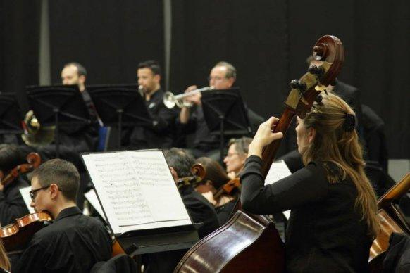 Se realizará un concierto de La Sinfónica en Libertador San Martín