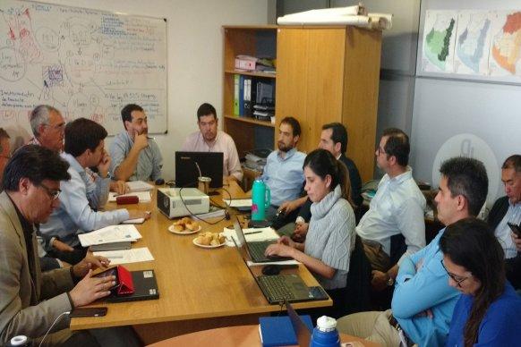 Avanzan las negociaciones con el BID para el financiamiento de la obra de saneamiento del Río Uruguay