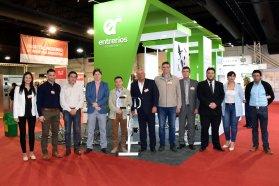 Con el apoyo del gobierno, empresas entrerrianas participaron en Expo Medical 2018