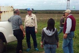 Se inició el proceso para trasladar el equipo de medición de calidad de aire en Gualeguaychú