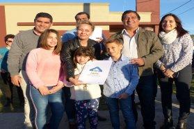 En Pueblo General Belgrano se ejecutarán nuevas viviendas financiadas por la provincia
