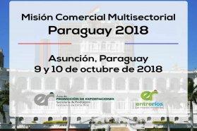 Con apoyo del gobierno, 15 empresas entrerrianas participarán de una misión comercial a Paraguay