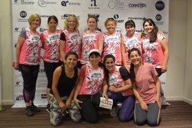 Entregaron kits a los corredores inscriptos en la Maratón del Becario de este sábado