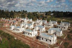 La provincia  avanza en el sorteo de  100 viviendas que ejecuta en Concordia