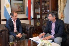 Más localidades entrerrianas se suman a la red de gas natural