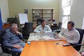 Se trabaja en el servicio de gas natural en las 300 viviendas que la provincia construye en Paraná