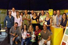 Con apoyo del gobierno ocho empresas entrerrianas participaron de la Fecol 2018