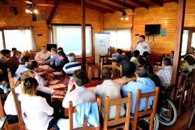 Provincia, Nación y municipios avanzan con el proyecto del relleno sanitario de Santa Elena