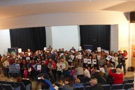 Se entregaron nuevas viviendas para docentes en Concepción del Uruguay