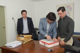 Se abrieron los sobres para cámaras de videovigilancia de 17 municipios