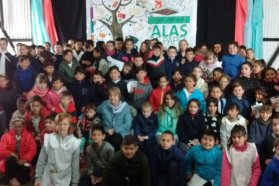 El CGE participó de la 11º Feria del Libro Infantil Alas de Papel de Urdinarrain