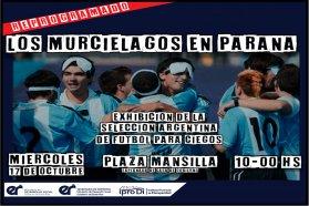 Los Murciélagos llegan este miércoles a Paraná