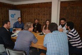 Realizan tutorías para la consolidación y desarrollo emprendedor