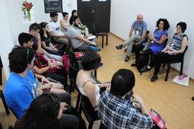 Realizan capacitaciones para realizadores para el desarrollo de proyectos en el Festival Internacional de Cine