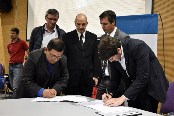 La provincia y el municipio de Concordia articulan políticas de defensa del consumidor