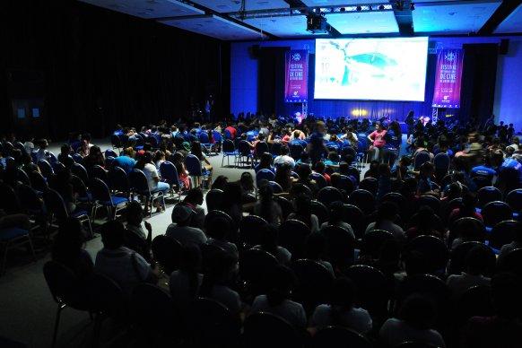 En los dos primeros días del Festival de Cine más de 3.000 personas vivieron la experiencia de ver y votar películas