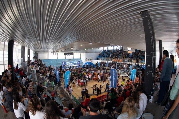 Más de 3000 jóvenes participaron del Conducí Tu Curso