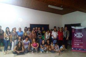 FICERmóvil: Localidades entrerrianas disfrutan de proyecciones de películas