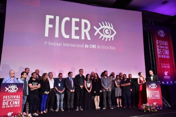 Masiva participación en la primera edición del Festival Internacional de Cine de Entre Ríos