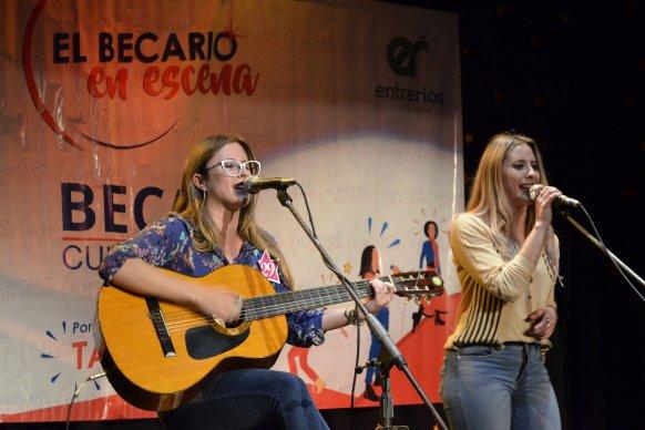 Llega a Santa Elena el Concurso de Talentos del gobierno de Entre Ríos