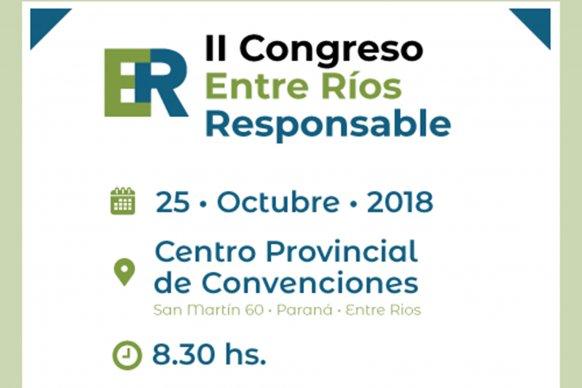Se realizará el segundo congreso provincial de Responsabilidad Social