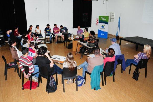 Ficer: Positiva recepción de la capacitación a realizadores entrerrianos