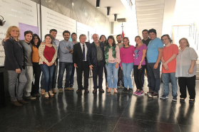 """Rubén Clavenzani asumió como director del Museo Histórico Provincial """"Martiniano Leguizamón"""""""