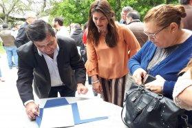 Se licitarán con fondos provinciales otras nuevas viviendas en Villaguay