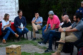 El gobierno provincial entregó aportes a organizaciones sociales del departamento Paraná