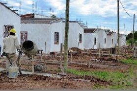 Avanzan a buen ritmo las viviendas financiadas con recursos provinciales