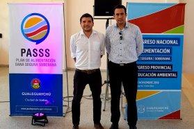 Representantes del Ministerio de Desarrollo Social participaron del Congreso de Alimentación en Gualeguaychú